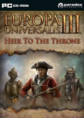Скачать Europa Universalis 3: Heir to the Throne торрент