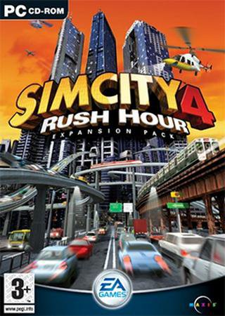 Скачать SimCity 4: Rush Hour торрент