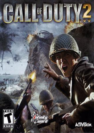 Скачать Call of Duty 2 торрент