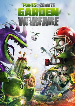 Скачать Plants vs. Zombies: Garden Warfare торрент