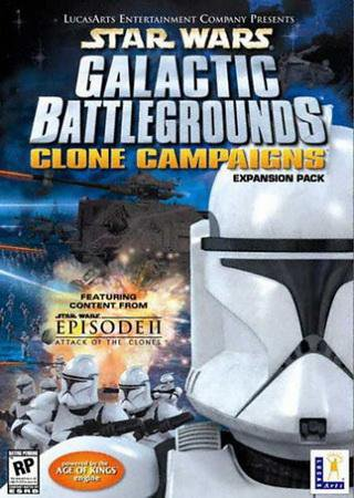 Star Wars: Galactic Battlegrounds - Clone Campaigns Скачать Торрент