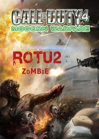 Скачать Call of Duty 4: Zombie Rotu торрент