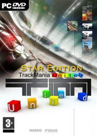 Скачать TrackMania United Forever Star Edition торрент