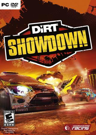 Скачать DiRT Showdown торрент