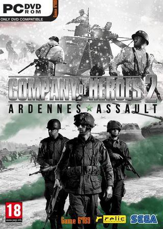 Скачать Company of Heroes 2: Ardennes Assault торрент