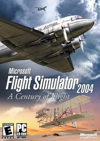 Скачать Microsoft Flight Simulator 2004: A Century of Flight торрент