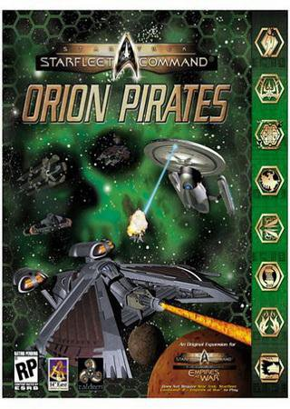 Star Trek: Starfleet Command Orion Pirates Скачать Торрент