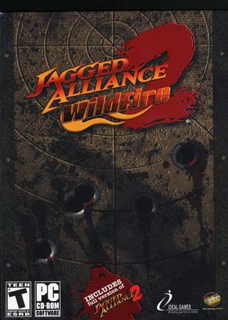 Скачать Jagged Alliance 2: Wildfire торрент