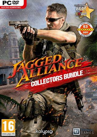 Скачать Jagged Alliance: Collectors Bundle торрент