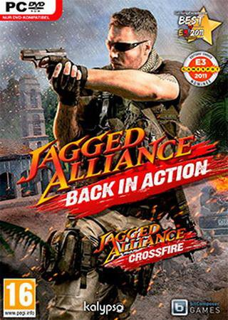 Скачать Jagged Alliance: Dilogy торрент