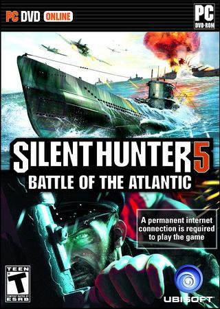 Скачать Silent Hunter 5: Battle of the Atlantic торрент