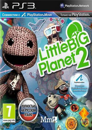 Скачать Little Big Planet 2 торрент