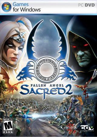 Скачать Sacred 2: Fallen Angel торрент