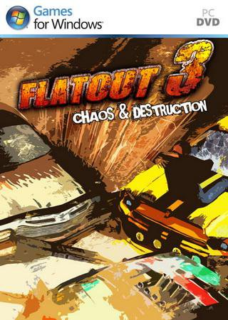 FlatOut 3: Chaos and Destruction Скачать Торрент