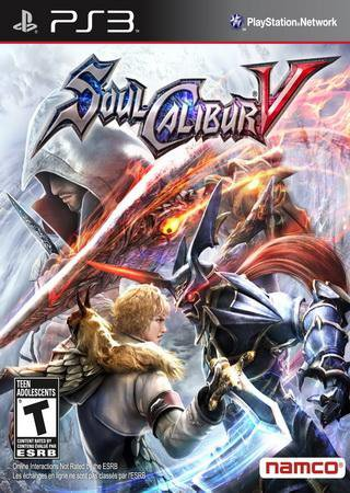 Скачать Soul Calibur 5 торрент