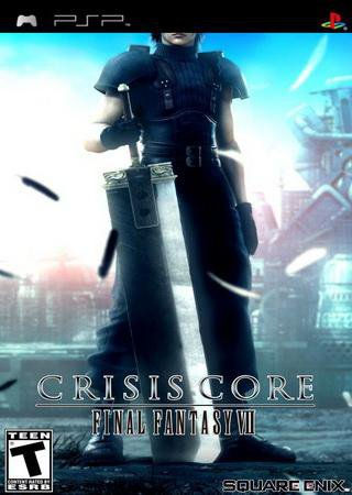 Скачать Final Fantasy 7: Crisis Core торрент
