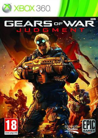 Скачать Gears of War: Judgment торрент
