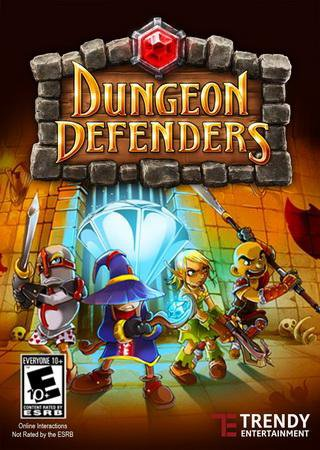 Скачать Dungeon Defenders торрент