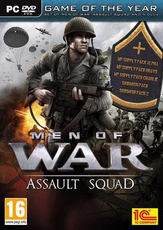 Скачать Men of War: Assault Squad торрент