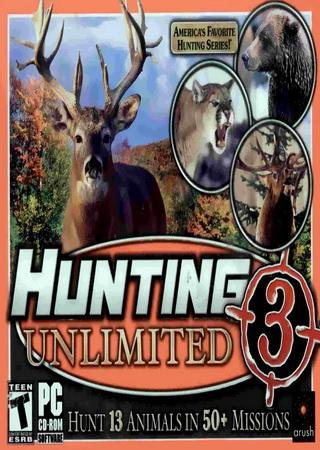 Скачать Hunting Unlimited 3 торрент