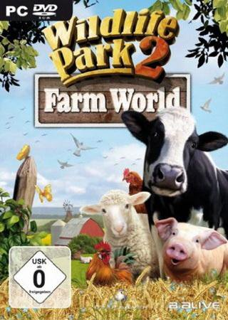 Скачать Wildlife Park 2: Farm World торрент