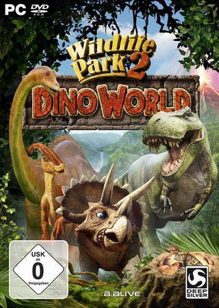 Скачать Wildlife Park 2: Dino World торрент
