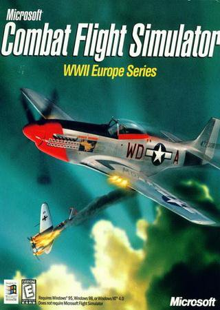 Скачать Microsoft Combat Flight Simulator: WW 2 Europe Series торрент