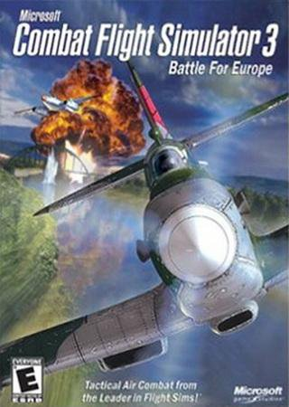 Скачать Microsoft Combat Flight Simulator 3: Battle For Europe торрент