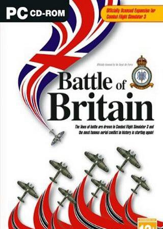 Скачать Microsoft Combat Flight Simulator 3: Batle for Britain торрент