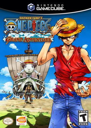 Скачать One Piece: Grand Adventure торрент
