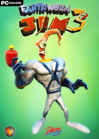 Скачать Earthworm Jim 3D торрент