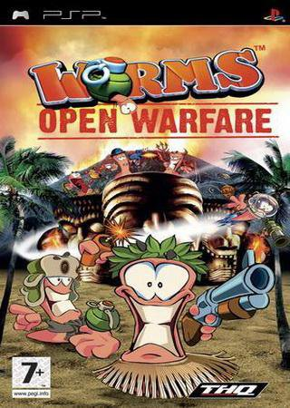 Скачать Worms: Open Warfare торрент