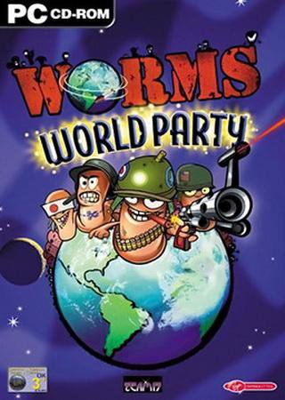 Скачать Worms: World Party торрент