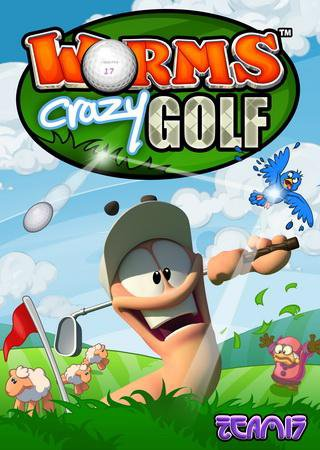 Скачать Worms: Crazy Golf торрент