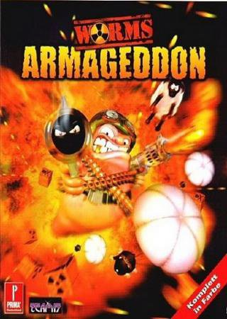 Скачать Worms: Armageddon торрент