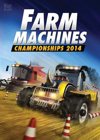 Скачать Farm Machines Championships 2014 торрент