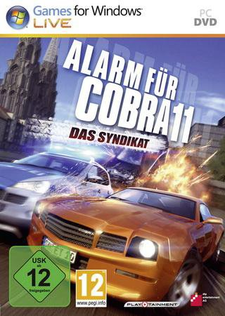 Скачать Alarm for Cobra 11: Crash Time 4 - The Syndicate торрент