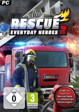 Скачать Rescue 2: Everyday Heroes торрент