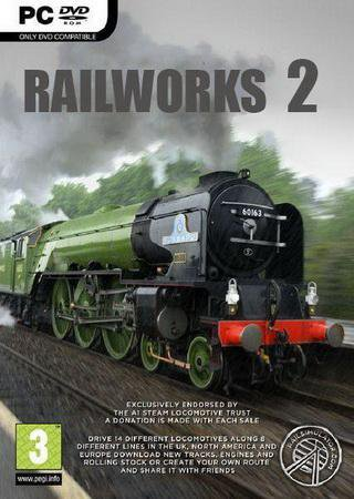 Скачать RailWorks 2 - Train Simulator торрент