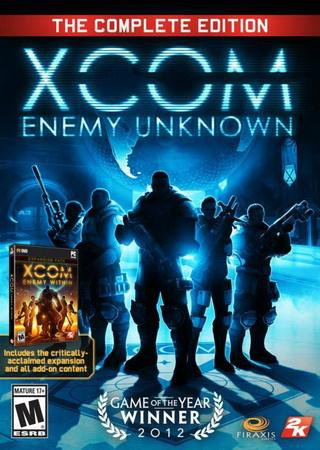 Скачать XCOM: Enemy Unknown - The Complete Edition торрент
