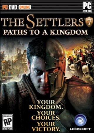 Скачать The Settlers 7: Paths to a Kingdom. Deluxe Gold Edition торрент