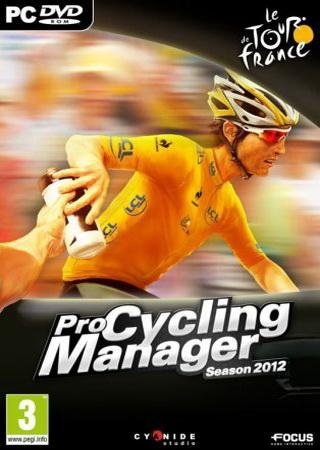 Скачать Pro Cycling Manager - Season 2012: Tour De France торрент
