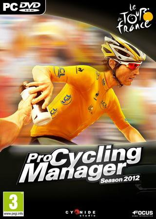 Скачать Pro Cycling Manager - Season 2012 торрент