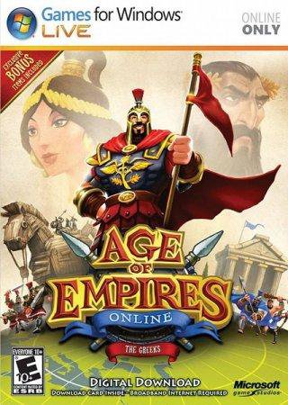 Скачать Age of Empires Online торрент