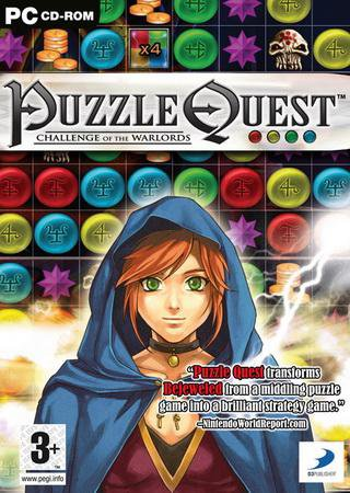 Puzzle Quest: Challenge of the Warlords Скачать Торрент