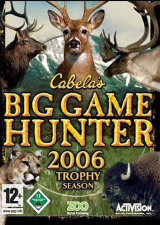 Скачать Cabelas Big Game Hunter: 2006 Trophy Season торрент