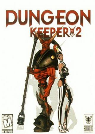 Скачать Dungeon Keeper 2 торрент