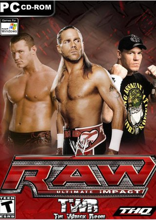 Скачать WWE Raw Ultimate Impact 2012 торрент