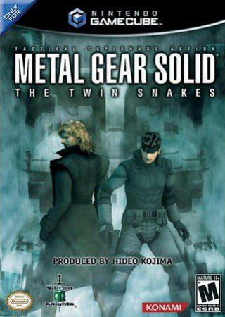 Скачать Metal Gear Solid: The Twin Snakes торрент