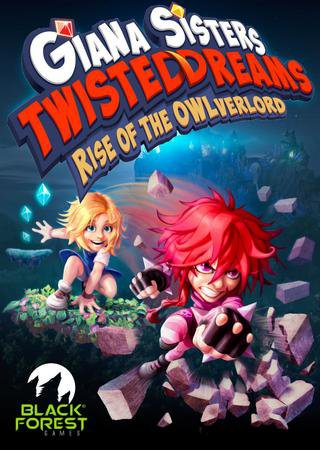 Скачать Giana Sisters: Twisted Dreams - Rise of the Owlverlord торрент